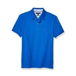 Tommy Hilfiger Men's Short Sleeve Polo Shirt